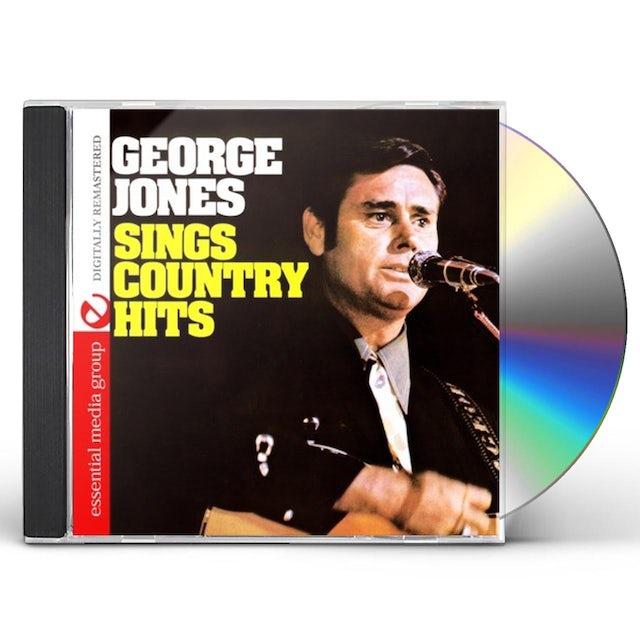 George Jones SAY IT'S NOT YOU CD