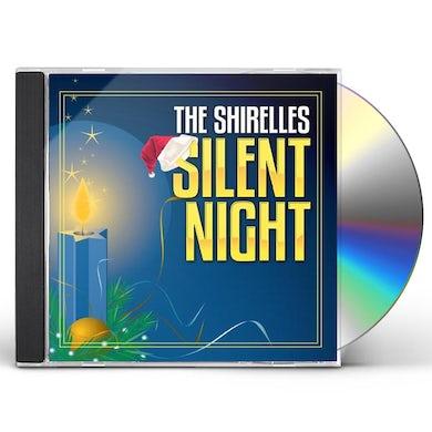 The Shirelles SILENT NIGHT CD