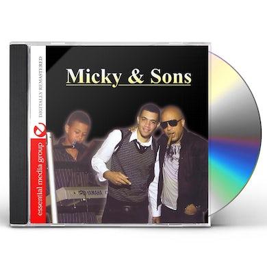 Michel Martelly MICKY & SONS CD