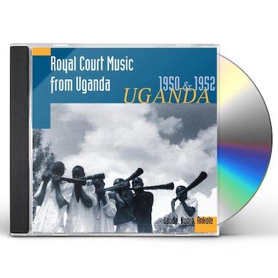 Hugh Tracey ROYAL COURT MUSIC FROM UGANDA 1950 & 1952 CD