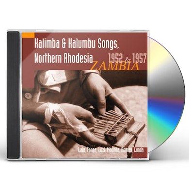 Hugh Tracey KALIMBA & KALUMBU SONGS NORTHERN RHODESIA 1952 CD
