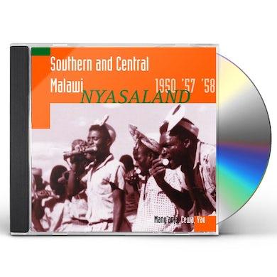 Hugh Tracey SOUTHERN & CENTRAL MALAWI: NYASALAND 1950 57 CD