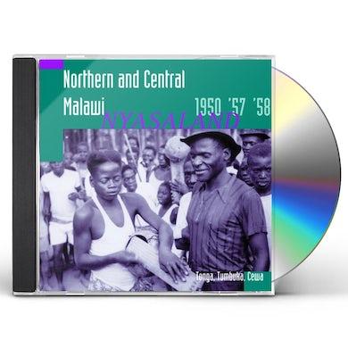 Hugh Tracey NORTHERN & CENTRAL MALAWI: NYASALAND 1950 57 CD