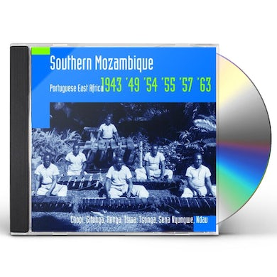 Hugh Tracey SOUTHERN MOZAMBIQUE: PORTUGUESE EAST AFRICA 1943 CD