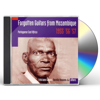 Hugh Tracey FORGOTTEN GUITARS FROM MOZAMBIQUE: PORTUGUESE EAS CD