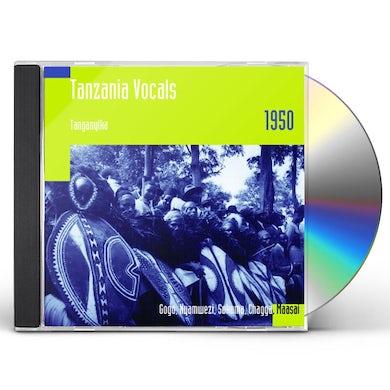 Hugh Tracey TANZANIA VOCALS: TANGANYIKA 1950 CD