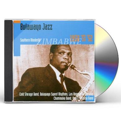 Hugh Tracey BULAWAYO JAZZ: SOUTHERN RHODESIA 1950 51 52 CD