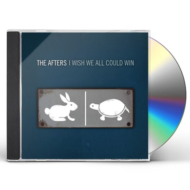 Afters I WISH WE ALL COULD WIN CD