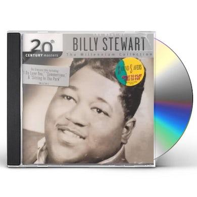 Billy Stewart 20TH CENTURY MASTERS: MILLENNIUM COLLECTION CD