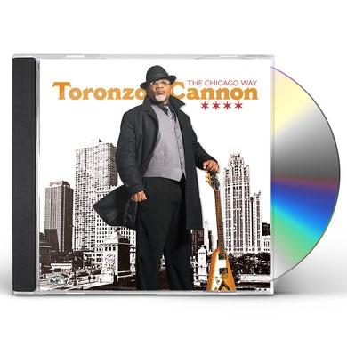 Toronzo Cannon CHICAGO WAY CD