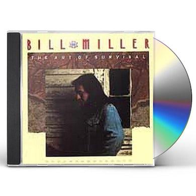 Bill Miller ART OF SURVIVAL CD