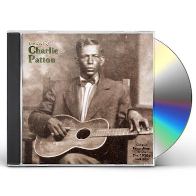 BEST OF CHARLEY PATTON CD