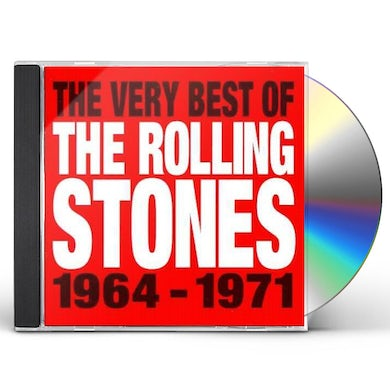 The Very Best Of The Rolling Stones 1964-1971 CD