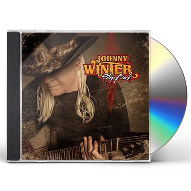Johnny Winter STEP BACK CD