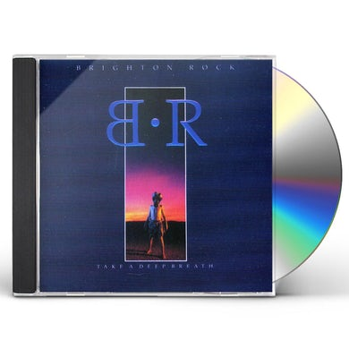 Brighton Rock TAKE A DEEP BREATH CD