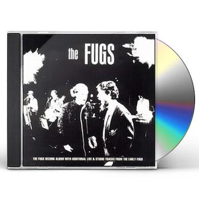 Fugs SECOND ALBUM CD
