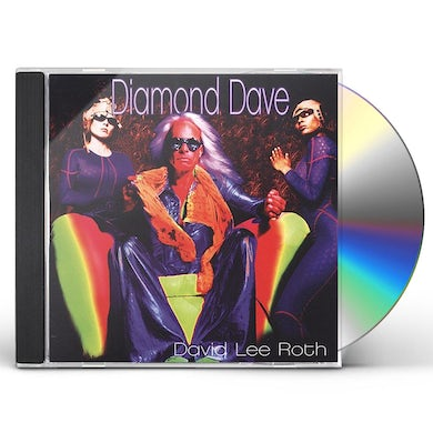 David Lee Roth DIAMOND DAVE CD