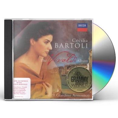 Cecilia Bartoli VIVALDI ALBUM CD
