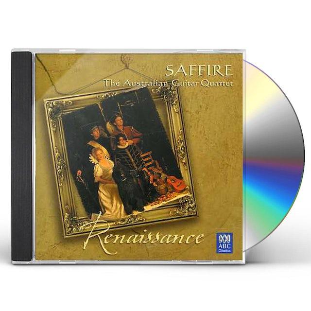 Saffire RENAISSANCE CD