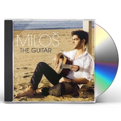 Milos Karadaglic GUITAR CD