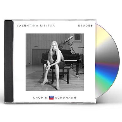 Valentina Lisitsa ETUDES CD