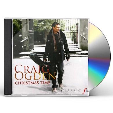 Craig Ogden CHRISTMASTIME CD