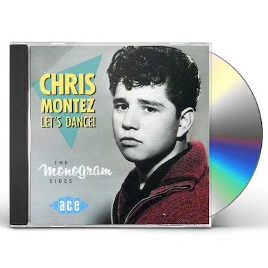 Chris Montez LET'S DANCE - MONOGRAM SIDES CD