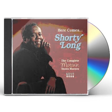 Shorty Long HERE COMES: COMPLETE MOTOWN STEREO MASTERS CD