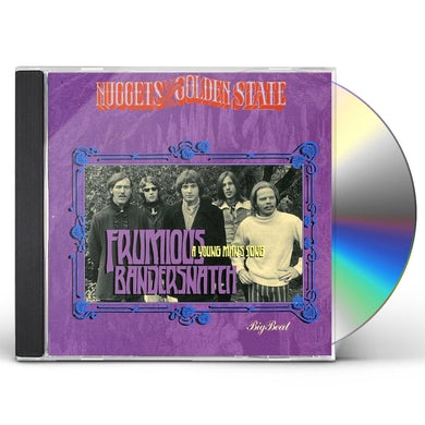 Frumious Bandersnatch YOUNG MAN'S SONG CD