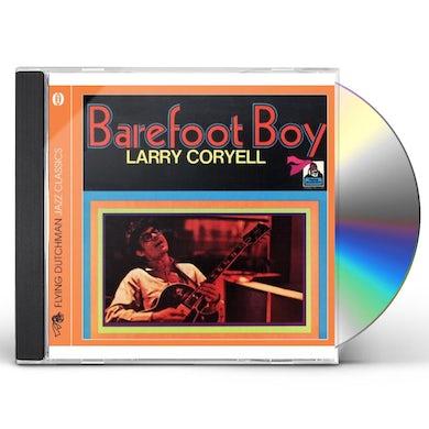 Larry Coryell BAREFOOT BOY CD
