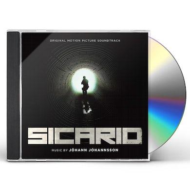 Johann Johannsson SICARIO / Original Soundtrack CD