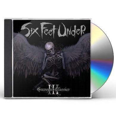 Six Feet Under GRAVEYARD CLASSICS 3 CD