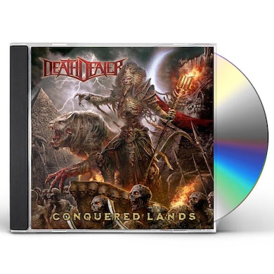 Conquered Lands CD