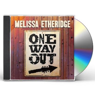 Melissa Etheridge One Way Out CD