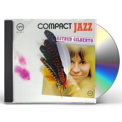 Astrud Gilberto COMPACT JAZZ CD