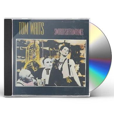 Tom Waits SWORDFISHTROMBONES CD