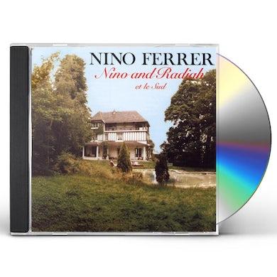 Nino Ferrer NINO & RADIAH ET LE SUD-SUITE EN OEUF (VOL5) CD