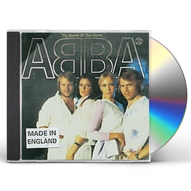 Abba NAME OF THE GAME CD