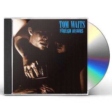 Tom Waits FOREIGN AFFAIRS CD