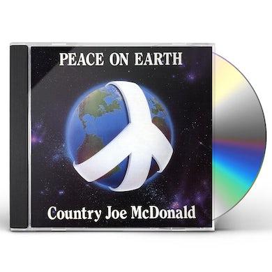 Country Joe McDonald PEACE ON EARTH CD