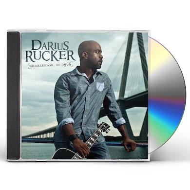 Darius Rucker Charleston, SC 1966 CD