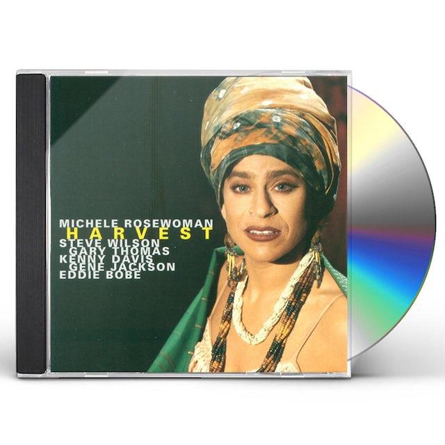 Michele Rosewoman HARVEST CD