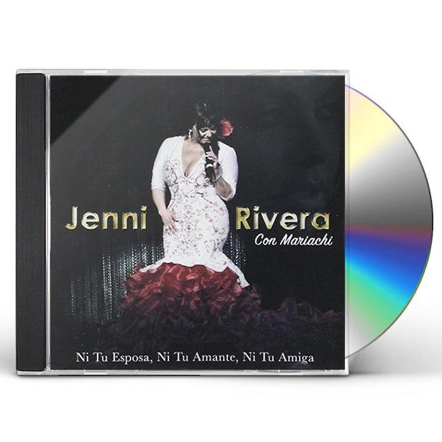 Jenni Rivera NI TU ESPOSA NI TU AMANTE CD