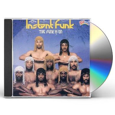 FUNK IS ON CD