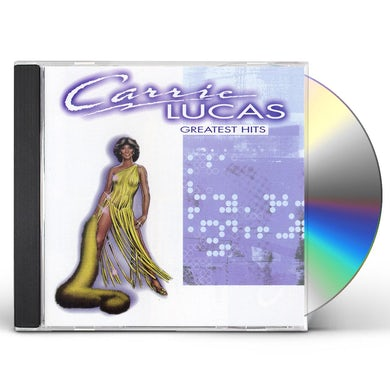 Carrie Lucas GREATEST HITS CD