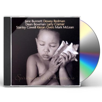 Jane Bunnett SPIRITUALS & DEDICATIONS CD