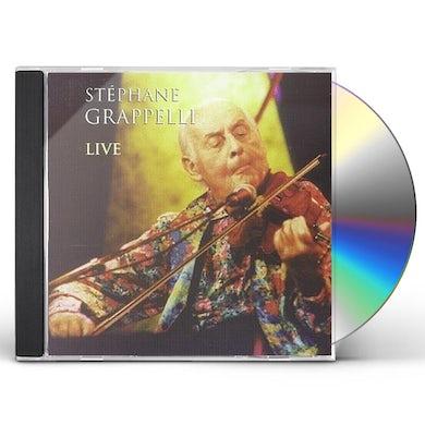 Stephane Grappelli LIVE CD