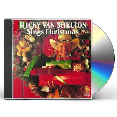 Ricky Van Shelton SINGS CHRISTMAS CD