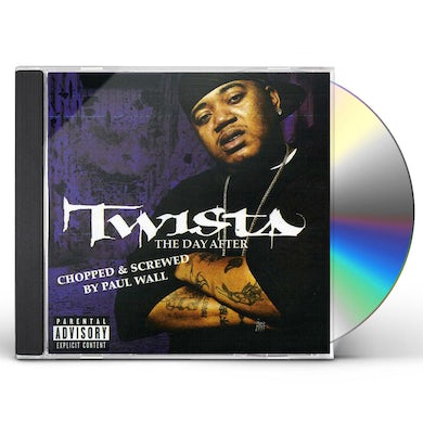 Twista DAY AFTER CD