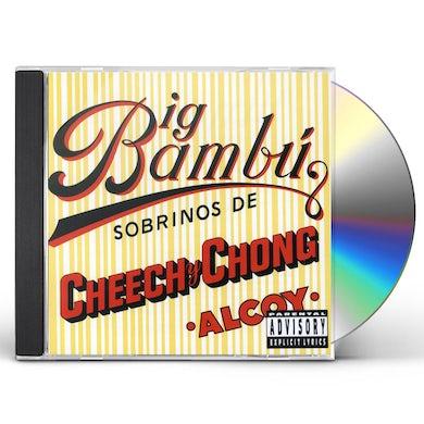 Cheech & Chong BIG BAMBU CD